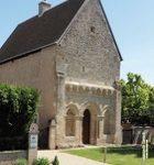 Site Clunisien, le prieuré